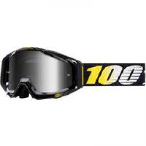 100% Racecraft Goggles - Mirror Lens