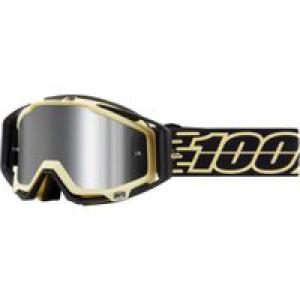 100% Racecraft Plus Goggles Mirror Lens