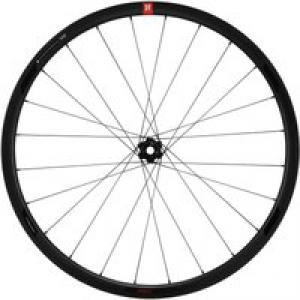 3T R Discus Plus C30W Team Stealth Front Wheel