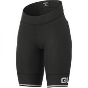 Ale Women's Solid Blend Cycle Shorts