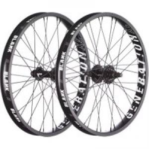Blank Generation XL BMX Wheelset   Wheel Sets