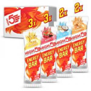HIGH5 Wiggle Mixed Bar Pack