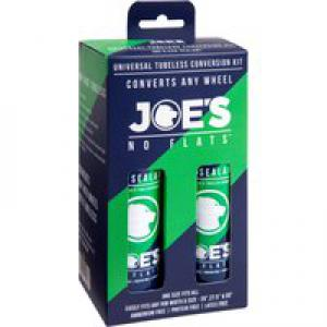 Joe's No Flats Universal Tubeless Conversion Kit