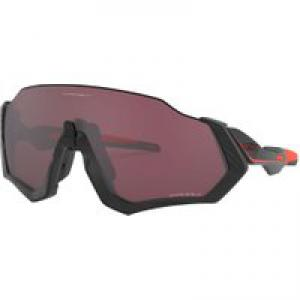 Oakley Flight Jacket Ignite Prizm Road Black Sunglasses