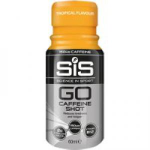 Science in Sport GO Caffeine Shot 150mg (12x60ml)   Ready to Drink
