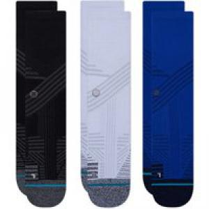 Stance Athletic Crew - 3 pack