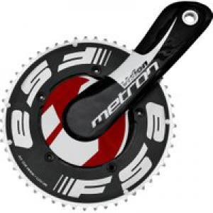 Vision Metron TT 386Evo Double Chainset w/o BB