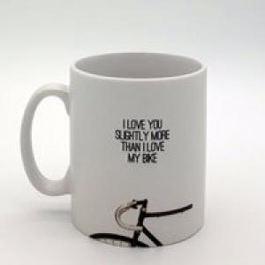 Worry Less Designs Love You MY Mug