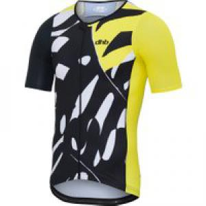 dhb Blok Tri Short Sleeve Top - Palm